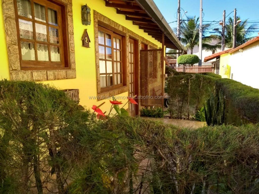Linda Casa Duplex Condomínio Praia