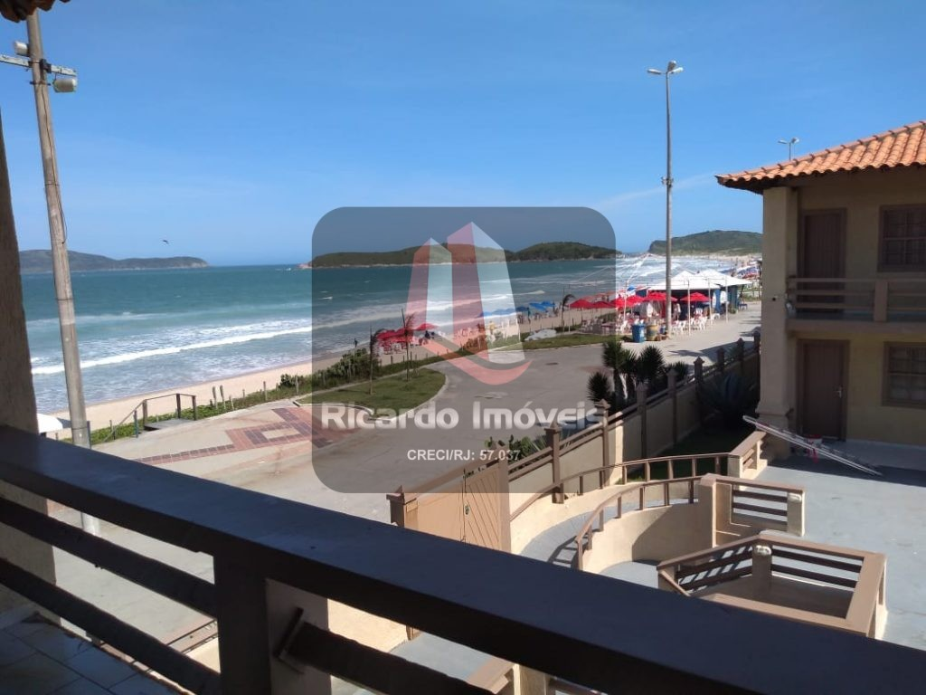 Apartamento Duplex Frente Praia Peró Wi Fi